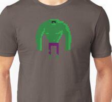 8-bit Green Bulk Unisex T-Shirt