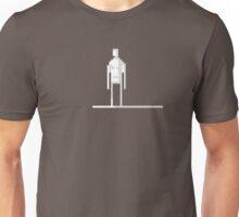 8-bit Galactic Surfer Unisex T-Shirt