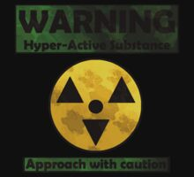 WARNING Hyper-active substance by superferretIX