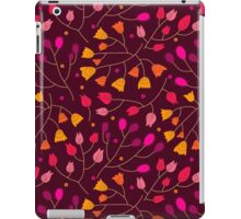Floral seamless pattern  iPad Case/Skin