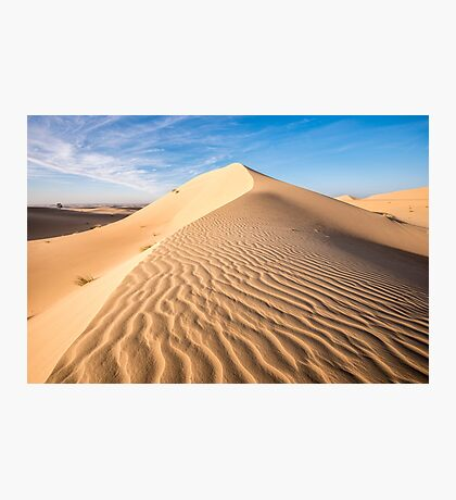 Sand in the dune Photographic Print