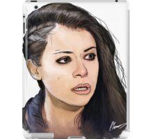 Sarah Manning 2 iPad Case/Skin
