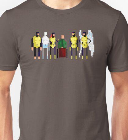 8-bit Y-Men Unisex T-Shirt