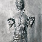 Han Solo in Carbonite by ByteCage