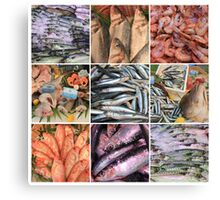 le poisson de Provence by ProvenceProvence Canvas Print