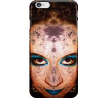 The explosion of my soul iPhone Case/Skin