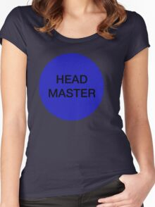 Head master Women's Fitted Scoop T-Shirt