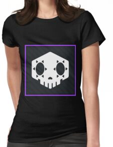 SOMBRA  Womens Fitted T-Shirt
