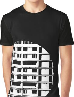 Soviet Architecture Graphic T-Shirt