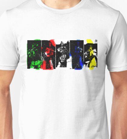 Voltron Team Unisex T-Shirt