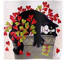 Love Pot Poster