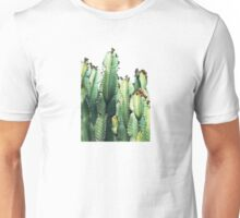 Cactus Love #redbubble #decor  Unisex T-Shirt
