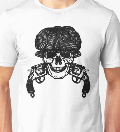 Gun Skull Peaky Blinders shirt for Fans Unisex T-Shirt