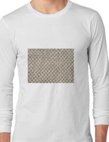 texture fibers raffia Long Sleeve T-Shirt