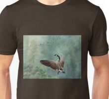 Until you spread your wings, you'll have no idea how far you can fly. Unisex T-Shirt