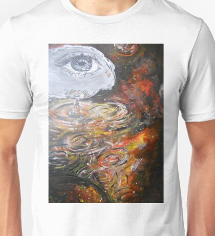 Creating space Unisex T-Shirt