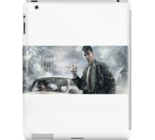 Сomic hero iPad Case/Skin