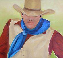 Rough Rider by Lynn Ahern Mitchell