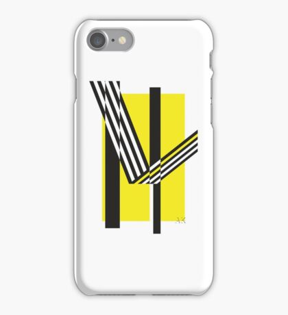 Geometric Composition 02 iPhone Case/Skin