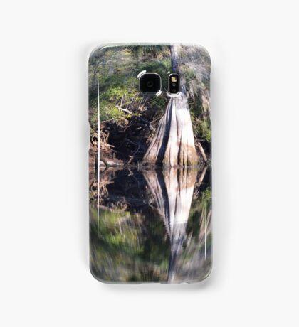 Fisheye Cypress Samsung Galaxy Case/Skin