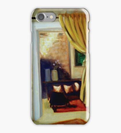 Hearth and Home, the Parlour iPhone Case/Skin