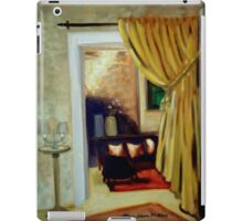 Hearth and Home, the Parlour iPad Case/Skin