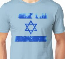 Flag of Israel Unisex T-Shirt