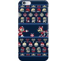 Christmas Man iPhone Case/Skin