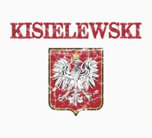 Kisielewski Surname Polish Kids Clothes
