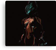 Valkyr - Warframe Canvas Print