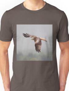 Red Kite in flight Unisex T-Shirt