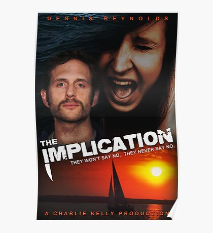 The Implication Poster