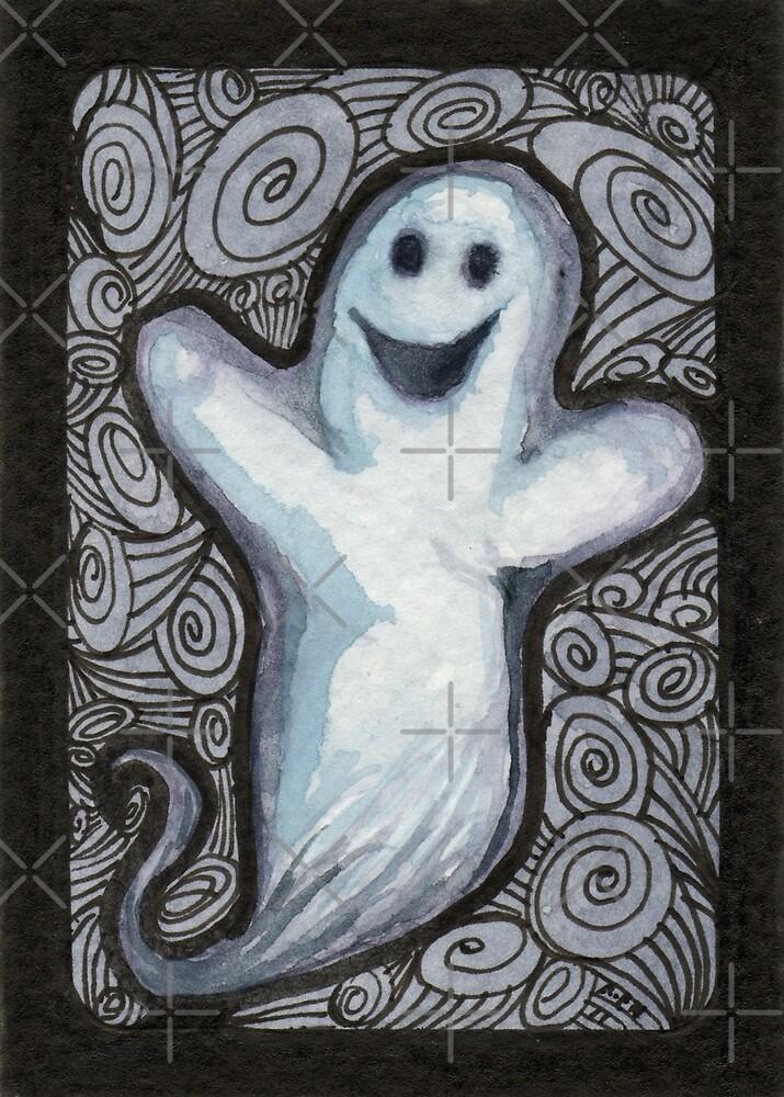 Ghostage by Amy-Elyse Neer