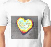 Tachyonen-Energie Herz8 Unisex T-Shirt