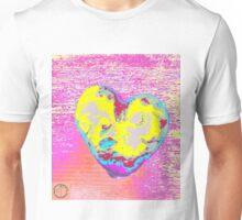 Tachyonen-Energie Herz9 Unisex T-Shirt