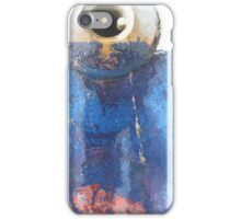 Navy leak iPhone Case/Skin