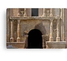 Tumacacori Mission Entrance Metal Print