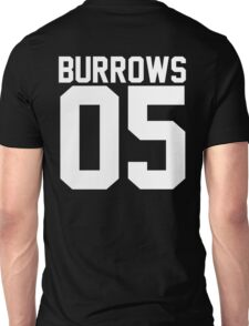 Lincoln Burrows 05 Unisex T-Shirt