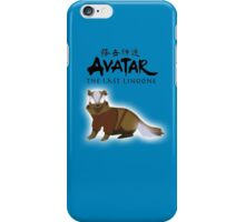 Avatar: The Last Linoone iPhone Case/Skin
