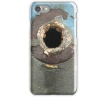 Crossing the circle iPhone Case/Skin