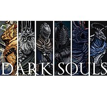 Dark Souls  Photographic Print