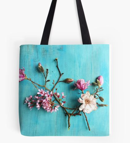 Flowers of Spring Tote Bag