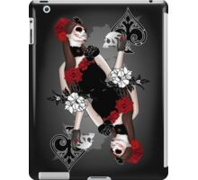 Queen of Spades iPad Case/Skin