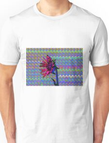 Sunflower Art Unisex T-Shirt