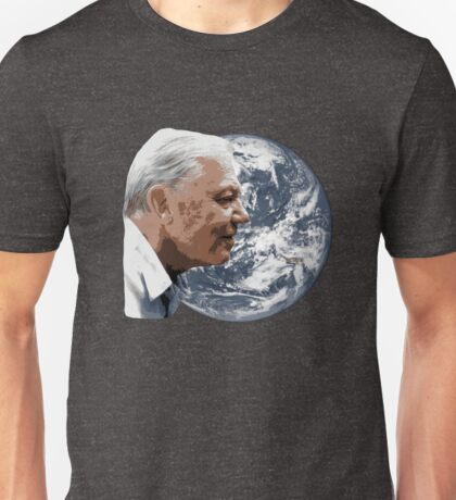 David Attenborough is a gift to our planet Unisex T-Shirt