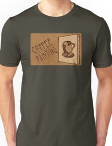 Coffee Painters' Tee Unisex T-Shirt