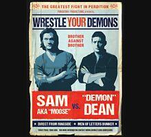 Wrestling Your Demons Unisex T-Shirt