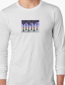 Winter Stroll Long Sleeve T-Shirt