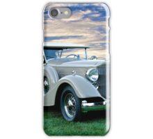 1934 Packard Dual Cowl Phaeton iPhone Case/Skin