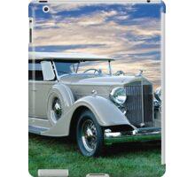 1934 Packard Dual Cowl Phaeton iPad Case/Skin